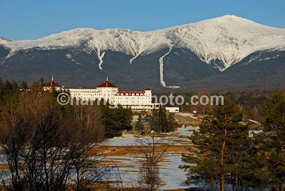 Early Spring - Mount Washington Hotel