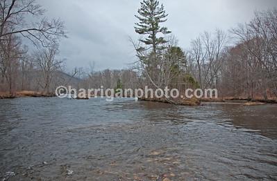 Spring on the Androscoggin River - Shelburne, NH