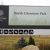 North Glenmore Park Sign