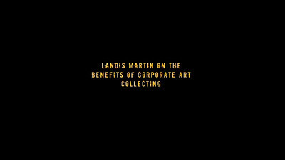 Corporate art collecting