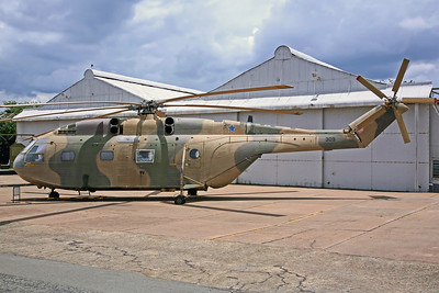309 SA-321L Super Frelon SAAF 15Sq