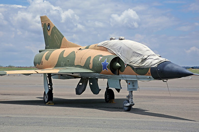 818 Mirage IIIBZ SAAF 2Sq