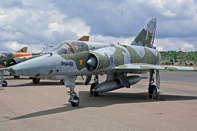 835 Mirage IIIRZ SAAF
