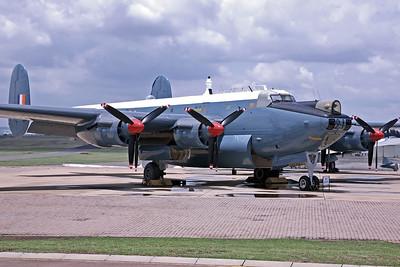 1721/N Shackleton MR3 SAAF 35Sq