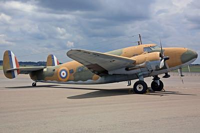 (ZS-ATL) L-18-08 Lodestar 'SAAF' colours (ex SAA)