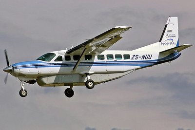 ZS-NUU Cessna 208B Federal Air