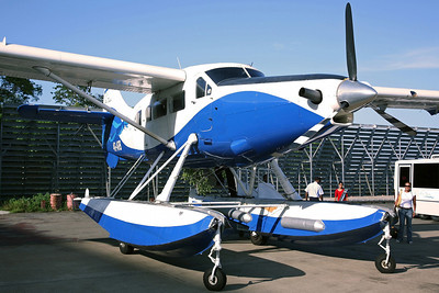 4R-ARB DHC-3T Turbo Otter Sri Lankan Air Taxi
