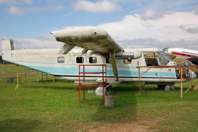 VH-CPX GAF Nomad N22B