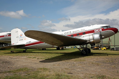 VH-DNA C-47B Discovery Air Tours/Dakota National Air