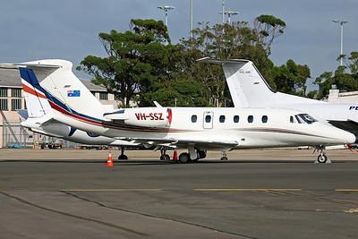 VH-SSZ Cessna 650 Flightpath Aviation