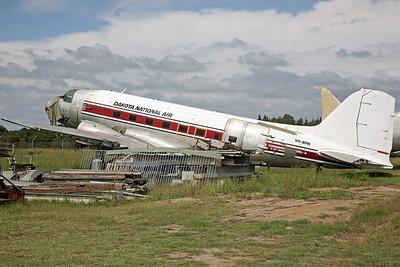 VH-BPN C-47B Dakota National Air