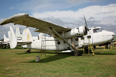 (VH-EVC) Twin Pioneer 3 (ex 9M-ARU)