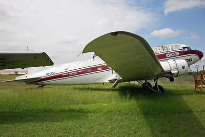 VH-UPQ C-47B Dakota National Air