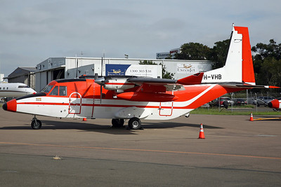 VH-VHB Casa 212-400 Sky Traders/Australian Government (Antarctic Support)