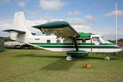 VH-SNX GAF Nomad N22B