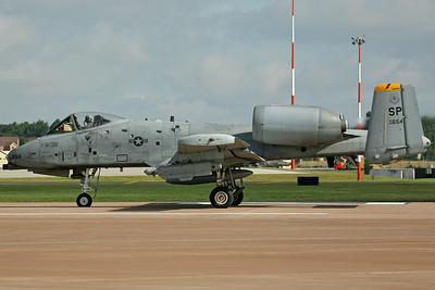 82-0654/SP A-10A USAF 81FS/52FW
