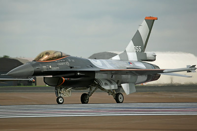 J-055 F-16AM KLU 311Sq (Special colours)