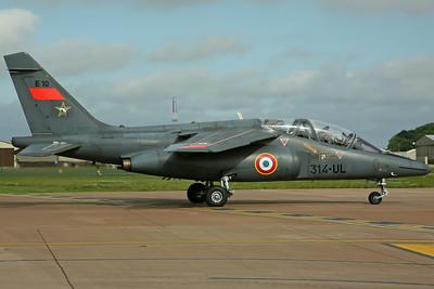 E10/314-UL Alpha Jet E FAF EAC06.314