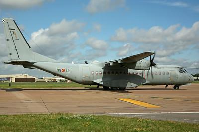 T.21-04/35-42 Casa 295 Spanish AF Esc353/Ala35