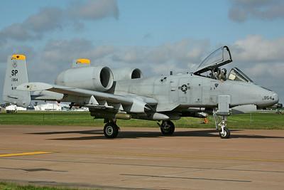 81-0954/SP A-10A USAF 81FS/52FW