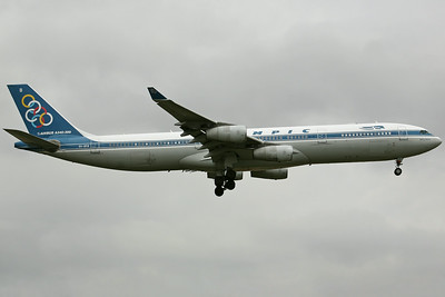 SX-DFB A340-300X Olympic