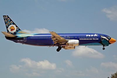 HS-DDJ B737-400 Nok Air
