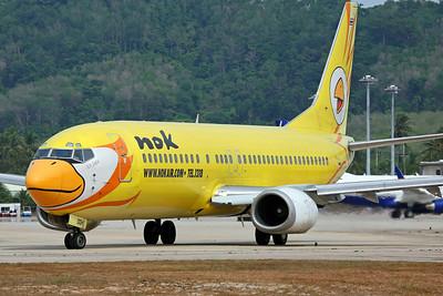HS-DDH B737-400 Nok Air
