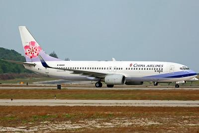 B-18609 B737-800 China Airlines