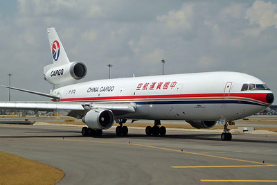 B-2172 MD-11F China Cargo Airlines