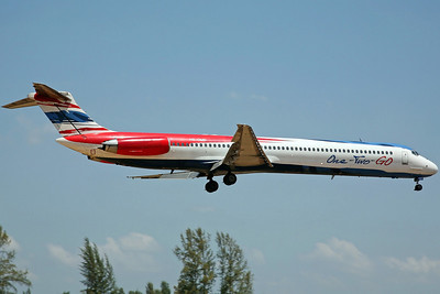 HS-OMD MD-82 One-Two-Go/Orient Thai Airlines