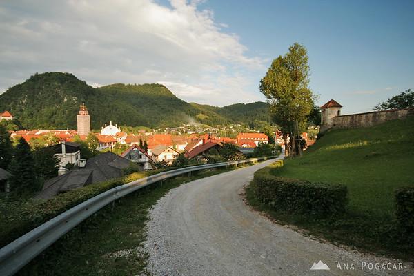 Around Kamnik