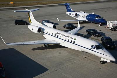 2580 VC-99C (EMB-135BJ) Brazilian AF 2/1GTE