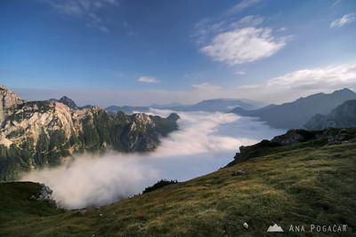 Climbing Mt. Brana 2009