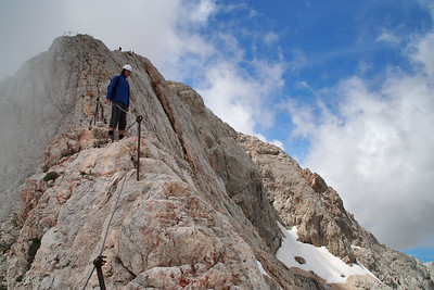 Climbing Mt. Triglav - Jul 26, 2009