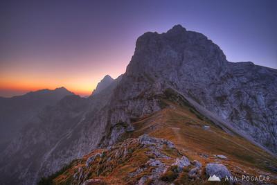 3-day hiking in Kamnik Alps - Sep 22-24, 2009