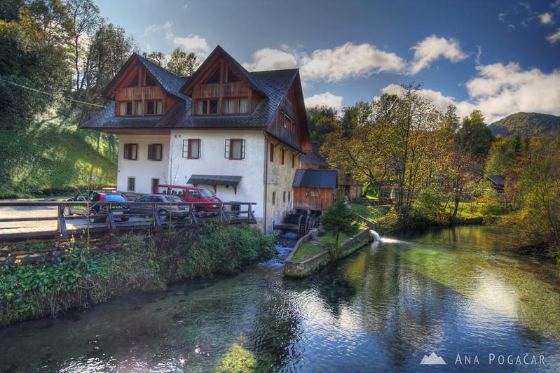 Gorje watermill