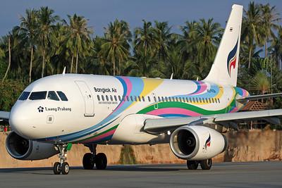 HS-PGN A319-100 Bangkok Air