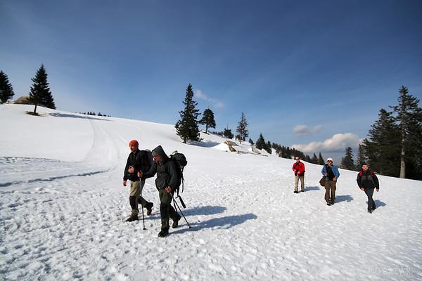 Velika planina with FK Koroška