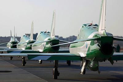 6X Hawk Mk65A RSAF 88Sq/Saudi Hawks