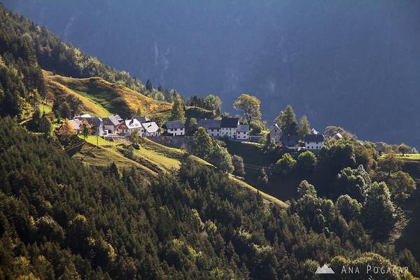 Strmec village