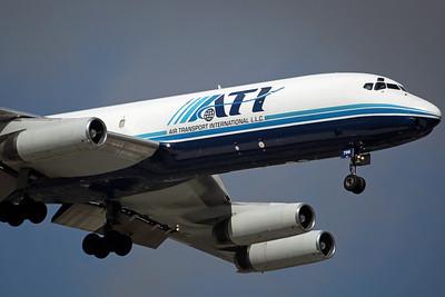 N799AL DC-8-62CF Air Transport International ATN530 from Toledo-Express