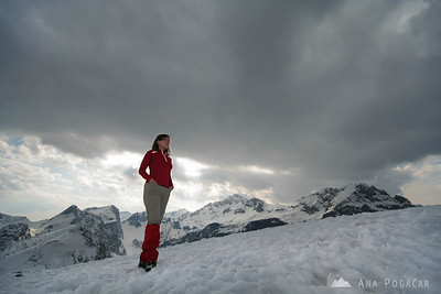Hiking to Mt. Mrežce 2010