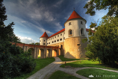 Mokrice Castle - Sep 14, 2010