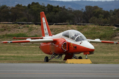 VH-DQJ/394 SIAI S-211 ex Singapore AF 130Sq (Registered to Royston Ferris on 9th May)