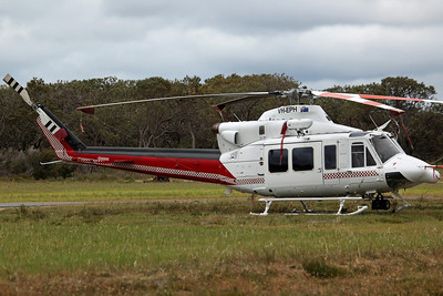 VH-EPH Bell 412EP CHC Helicopters Australia/Lloyd Off-Shore Helicopters Ltd (ex NSW Ambulance Service)