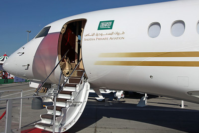 HZ-SPAI Falcon 7X Saudia Private Aviation