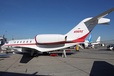 N96RX Cessna 750 Columbia Asset Trust Corp