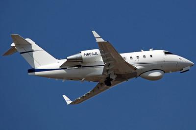 N606JL CL604 (5332) 606JL LLC (Modified CL604 registered in Jacksonville, previously VP-BNF)