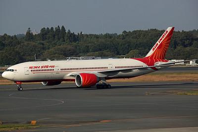 VT-ALB B777-200LR Air India