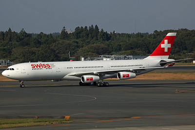 HB-JMA A340-300X Swiss International